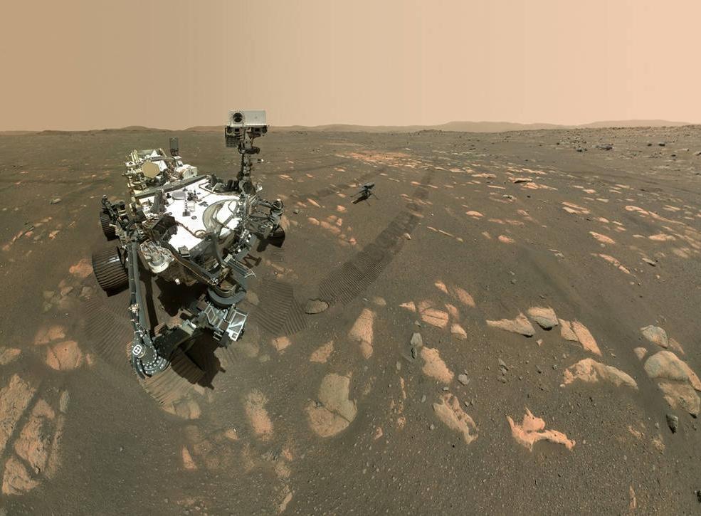 Το Perseverance της NASA έτοιμο να συλλέξει το πρώτο δείγμα στον Άρη