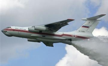 Ερχεται ρωσική βοήθεια -Το «ιπτάμενο τάνκερ» Ilyushin Il-76 και τα ελικόπερα Mil Mi-8 θα συνδράμουν το Beriev