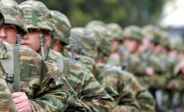 Προσλήψεις oπλιτών στο στρατό ξηράς: Δείτε την προκήρυξη