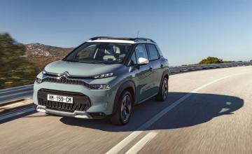 Νέο Citroën C3 Aircross: εκσυγχρονισμένο, αναβαθμισμένο και σταθερά κορυφαίο σε άνεση