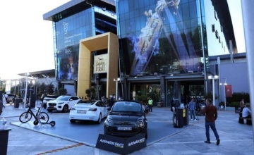 Lamda Development: Έκθεση εναλλακτικής μετακίνησης στο Golden Hall