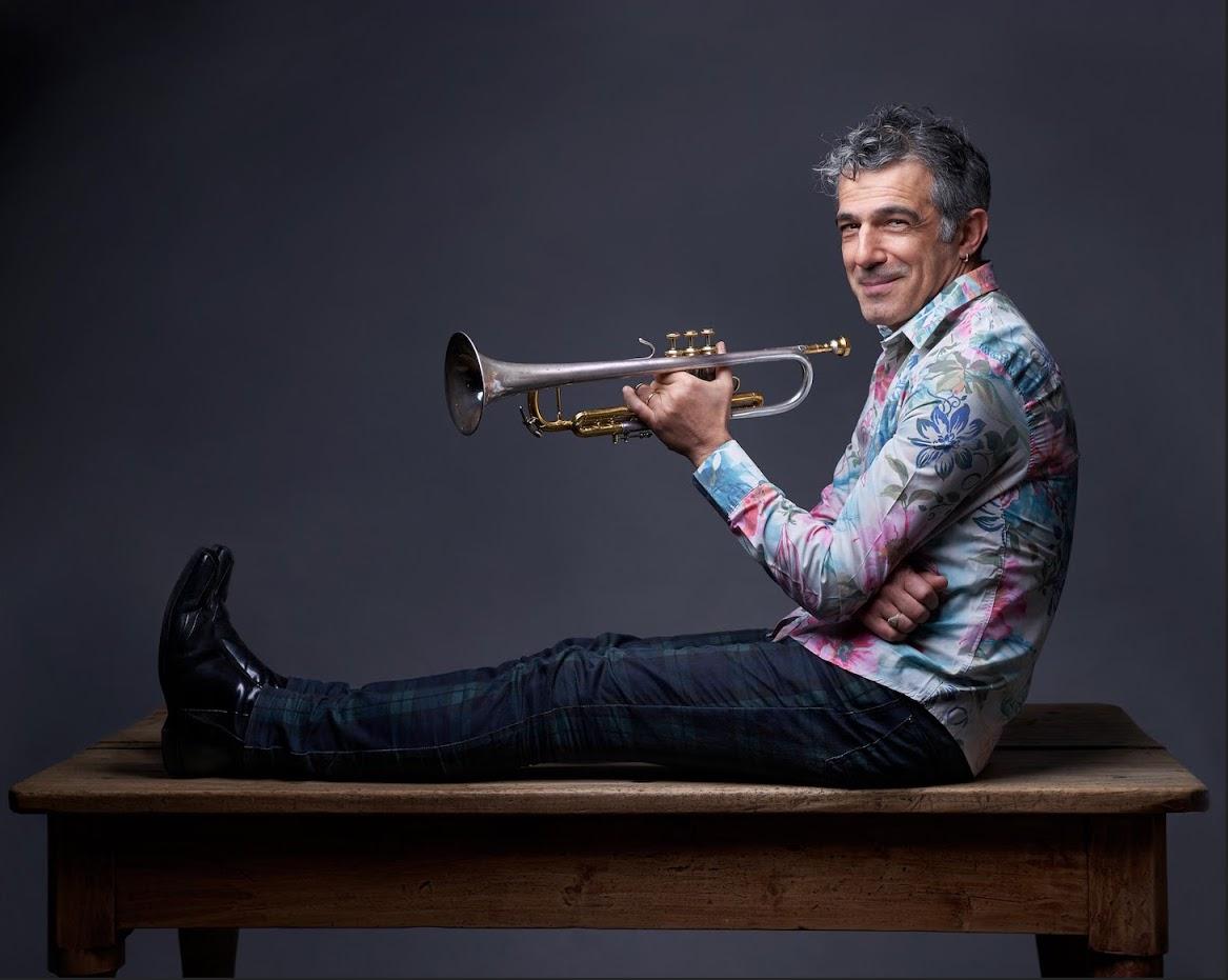 Ο Paolo Fresu στο KOSMOS