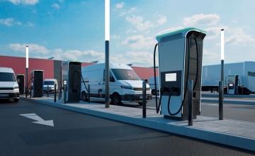 Ηλεκτροκίνηση – Ο ταχύτερος φορτιστής του κόσμου γεμίζει το αυτοκίνητο σε 15 λεπτά Το νέο μοντέλο Terra 360 της APP εξυπηρετεί μέχει τέσσερα οχήματα ταυτόχρονα